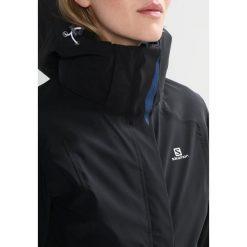 Salomon BRILLIANT Kurtka snowboardowa black. Czarne kurtki sportowe damskie Salomon, xl, z elastanu, narciarskie. Za 1569,00 zł.