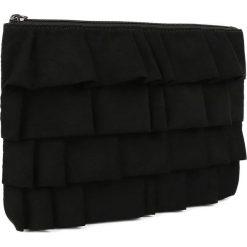 Torebki i plecaki damskie: Kosmetyczka w kolorze czarnym – 29 x 20 cm