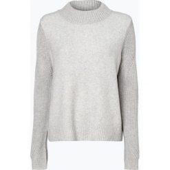 Opus - Sweter damski – Patti, szary. Szare swetry klasyczne damskie Opus, z dzianiny. Za 369,95 zł.