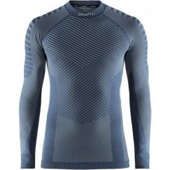 Craft Bluzka Active Intensity Blue M. Białe odzież termoaktywna męska marki Craft, m. Za 165,00 zł.