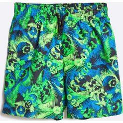 Speedo - Kąpielówki dziecięce. Zielone kąpielówki chłopięce Speedo, l, z materiału. W wyprzedaży za 39,90 zł.