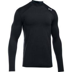 Under Armour Koszulka męska ColdGear® Reactor Fitted czarna r. S (1298251-001). Białe koszulki sportowe męskie marki Adidas, l, z jersey, do piłki nożnej. Za 195,64 zł.