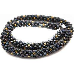 Naszyjniki damskie: Naszyjnik z perłami – (D)45 cm