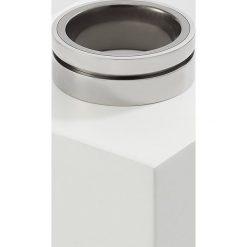 Sygnety męskie: Emporio Armani Pierścionek silvercoloured/brown