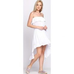 Biała Sukienka These Days. Białe sukienki hiszpanki Born2be, na lato, m. Za 34,99 zł.