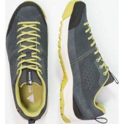 Dachstein SIEGA Obuwie hikingowe graphite/oasis. Szare buty skate męskie Dachstein, z gumy, outdoorowe. W wyprzedaży za 415,20 zł.