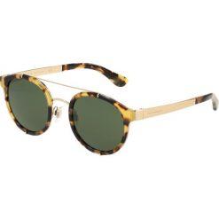 Okulary przeciwsłoneczne męskie: Dolce&Gabbana Okulary przeciwsłoneczne green