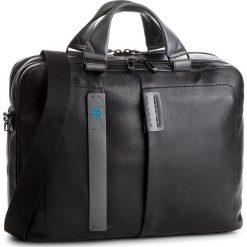 Torba na laptopa PIQUADRO - CA3347P15 Czarny. Czarne torby na laptopa marki Piquadro, ze skóry. W wyprzedaży za 929,00 zł.