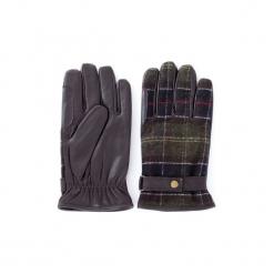 Rękawiczki Barbour  BAACC1398. Czarne rękawiczki męskie Barbour. Za 397,51 zł.