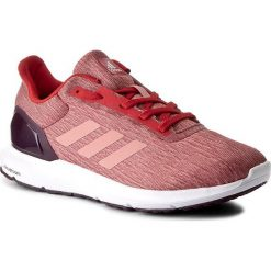 Buty adidas - Cosmic 2 W S80660 Cburgu/Trapn. Czerwone buty do biegania damskie Adidas, z materiału. W wyprzedaży za 199,00 zł.