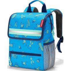 Plecaki męskie: Plecak Reisenthel Kids Cactus Blue