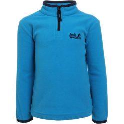 Jack Wolfskin GECKO Bluza z polaru turquoise. Czarne bluzy chłopięce rozpinane marki Jack Wolfskin, l, z poliesteru, z kapturem. Za 129,00 zł.