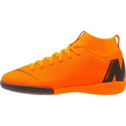 Buty sportowe męskie: Nike Performance SUPERFLYX 6 ACADEMY IC Halówki total orange/white/volt