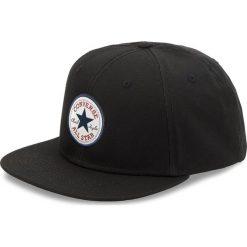 Czapka z daszkiem CONVERSE - 527048 Black. Czarne czapki z daszkiem damskie Converse, z bawełny. Za 89,00 zł.