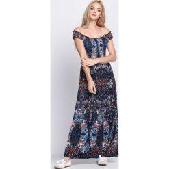 Sukienki: Granatowa Sukienka In My Mind