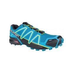 Buty męskie: Salomon Buty męskie Speedcross 4 CS Mykonos Blue/Hawaiian Surf r. 46 2/3 (398425)