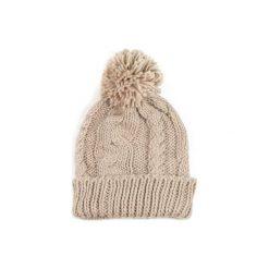 Czapka damska Winter comfort beżowa. Brązowe czapki zimowe damskie Art of Polo. Za 28,94 zł.
