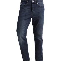 Edwin Jeansy Relaxed Fit kingston blue denim. Niebieskie jeansy męskie regular Edwin. Za 419,00 zł.