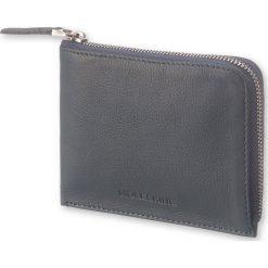 Portfel Moleskine Smart Wallet Lineage blue avio. Niebieskie portfele męskie Moleskine, ze skóry. Za 260,00 zł.