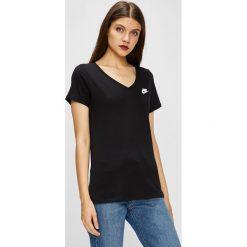 Nike Sportswear - Top. Szare topy damskie Nike Sportswear, l, z bawełny. W wyprzedaży za 69,90 zł.