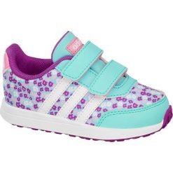 Buciki niemowlęce: buty dziecięce adidas Switch 2 adidas fioletowe