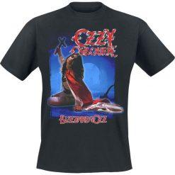 Ozzy Osbourne Blizzard Cover T-Shirt czarny. Czarne t-shirty męskie Ozzy Osbourne, xl. Za 89,90 zł.