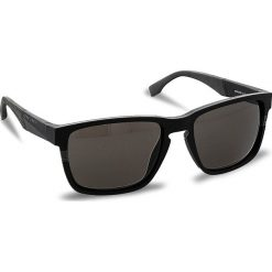 Okulary przeciwsłoneczne męskie: Okulary przeciwsłoneczne BOSS – 0916/S Mtblack Grey 1X1