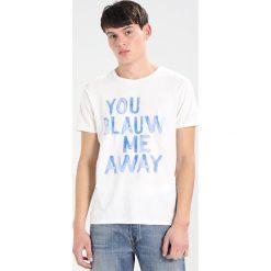 T-shirty męskie z nadrukiem: Scotch & Soda BLAUW TEE WITH ARTWORK Tshirt z nadrukiem white