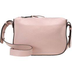Torebki klasyczne damskie: Abro Calf Adria Torba na ramię rosa