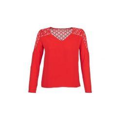Bluzki Betty London  DHOPE. Czerwone bluzki damskie marki Betty London, l. Za 104,30 zł.