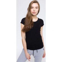 T-shirty damskie: T-shirt damski TSD300 – czarny – 4F