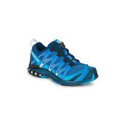 Buty do biegania Salomon  XA PRO 3D. Niebieskie buty do biegania męskie marki Salomon. Za 569,00 zł.
