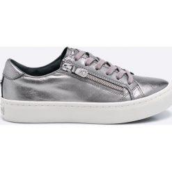 Tommy Hilfiger - Buty. Szare buty sportowe damskie marki TOMMY HILFIGER, z materiału. W wyprzedaży za 299,90 zł.