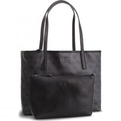 Torebka GUESS - HWSM69 95230 COA. Czarne torebki klasyczne damskie Guess, z aplikacjami, ze skóry ekologicznej. Za 589,00 zł.
