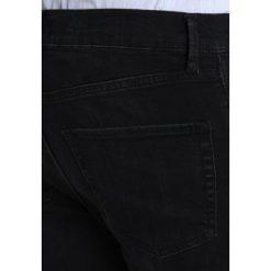 Topman Jeans Skinny Fit black. Czarne jeansy męskie marki Topman. W wyprzedaży za 183,20 zł.
