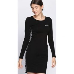 Czarna Sukienka Apathy. Czarne sukienki hiszpanki Born2be, l, mini. Za 59,99 zł.