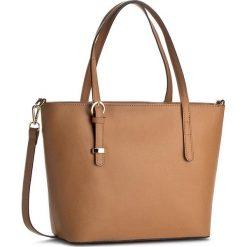 Torebka CREOLE - K10279  Jasny Brąz II. Brązowe torebki klasyczne damskie Creole, ze skóry. W wyprzedaży za 219,00 zł.