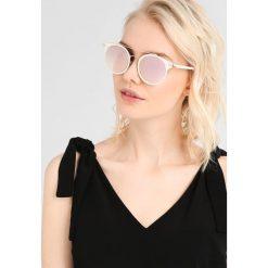 Okulary przeciwsłoneczne damskie: Calvin Klein Okulary przeciwsłoneczne white