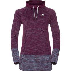 """Swetry klasyczne damskie: Sweter """"Briana"""" w kolorze fioletowym"""
