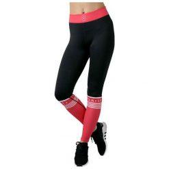 GymHero Spodnie damskie Leggins Hero-Sport czerwone r. XS. Spodnie dresowe damskie Gymhero, xs. Za 144,09 zł.