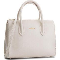 Torebka FURLA - Pin 978785 B BMN1 B30 Perla e. Białe torebki klasyczne damskie Furla, ze skóry. Za 969,00 zł.