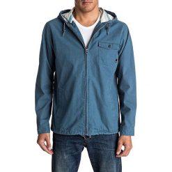 Quiksilver Kurtka Maxson Shore M Indian Teal Xl. Niebieskie kurtki sportowe męskie marki Oakley, na lato, z bawełny, eleganckie. W wyprzedaży za 299,00 zł.