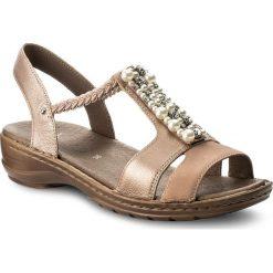 Rzymianki damskie: Sandały ARA – 12-27203-07 Puder