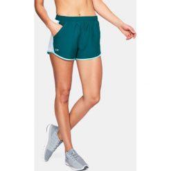 Odzież sportowa męska: Under Armour Spodenki damskie Fl B Short zielone r. M (1297125-716)