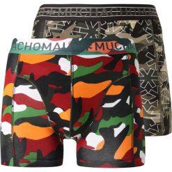 Majtki męskie: MUCHACHOMALO MEN SHORT PRINT 2 PACK Panty multicoloured