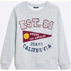 Bejsbolówki męskie: Guess Jeans - Bluza dziecięca 118-175 cm