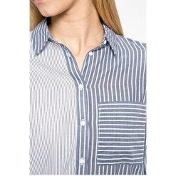 Tally Weijl - Koszula. Czerwone koszule damskie marki TALLY WEIJL, l, z dzianiny, z krótkim rękawem. W wyprzedaży za 69,90 zł.