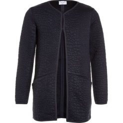 Swetry chłopięce: The New EMILIA CARDIGAN Kardigan black iris