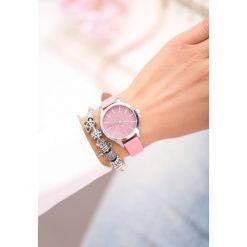 Różowy Zegarek For Those Who Love. Czerwone zegarki damskie other. Za 29,99 zł.