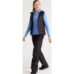 The North Face RESOLVE  Spodnie materiałowe black. Czarne bryczesy damskie The North Face, s, z materiału. Za 349,00 zł.